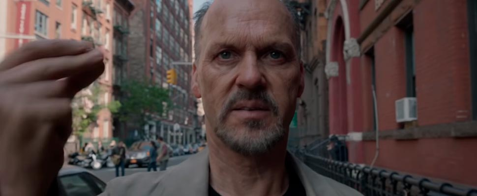 Still from the film 'Birdman'