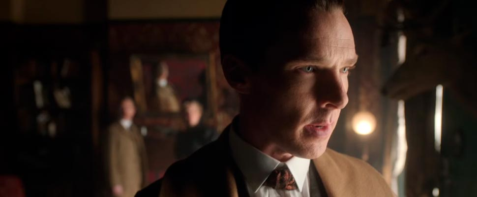 Still from the series 'Sherlock'