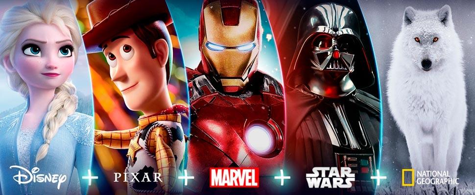 Todo sobre la llegada de Disney+ a Latinoamérica