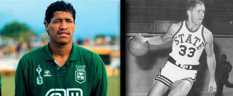 Hernán Gaviria y Wayne Estes