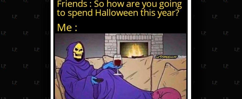 Best Halloween Memes