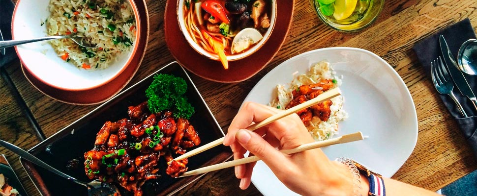 5 Countries Where you Can Enjoy the Best Food