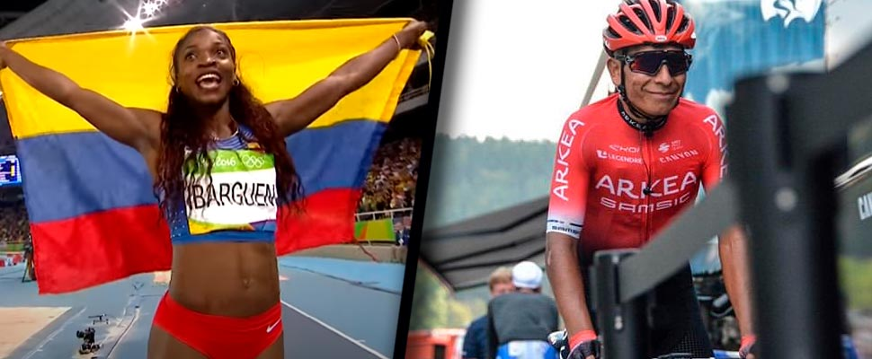 Great Latinamerican Athletes : Colombia edition