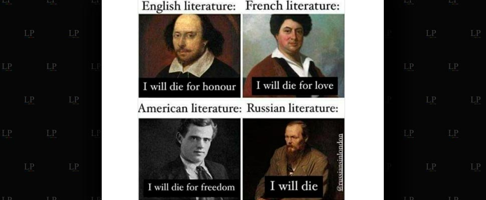 Memes for those of us who love to read