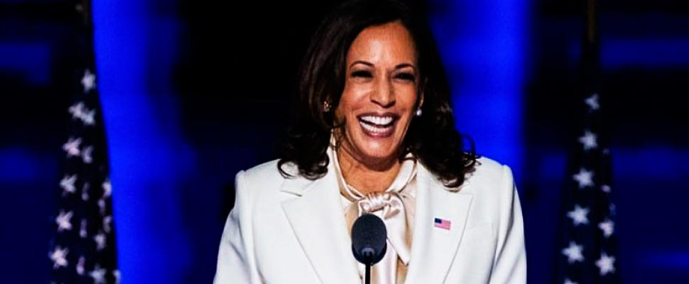 Kamala Harris or The Historical, Social and Political Transformation