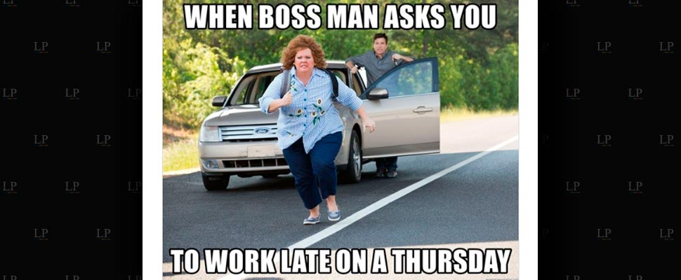 There will always be memes about work