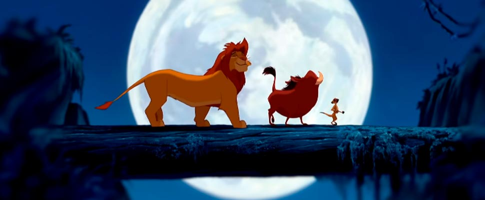 Still from the trailer for 'The Lion King'
