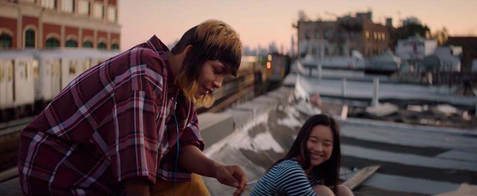 Fotograma de la película 'Ya no estoy aquí'.