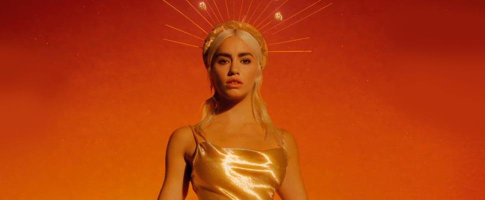 Fotograma del videoclip 'Eclipse' de Lali Esposito