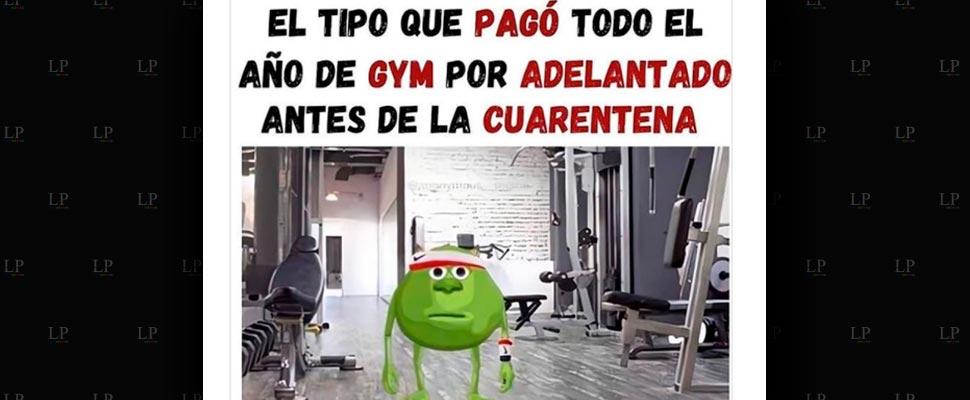 Memes para lo amantes del fitness