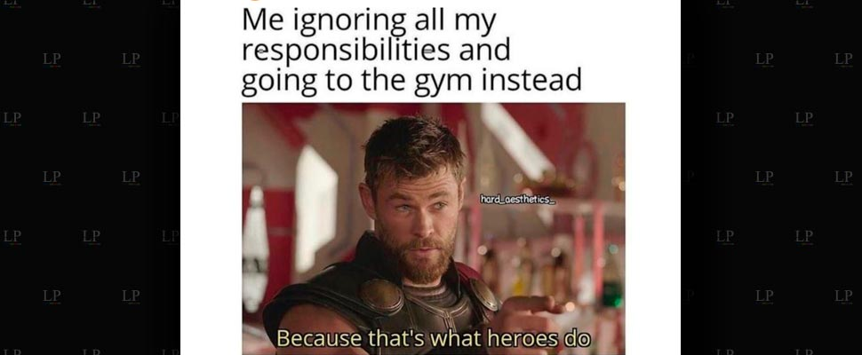 No pain - no gain, and other fitness memes