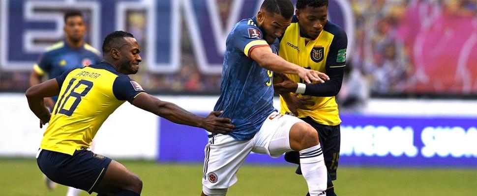Las estadísticas muestran por qué la selección de fútbol de Colombia está en problemas