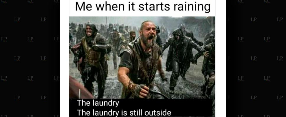 Memes for rainy days
