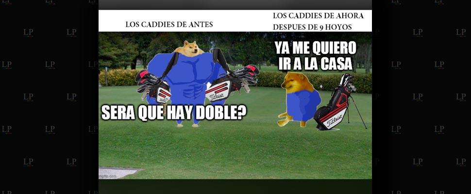 Los mejores memes de Golf