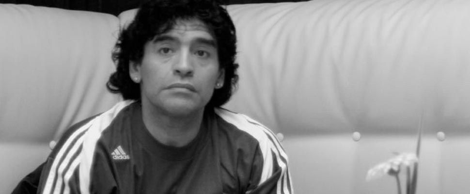 Maradona has died at 60