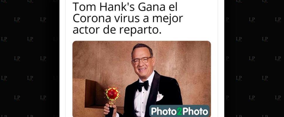 Los mejores memes con Tom Hanks