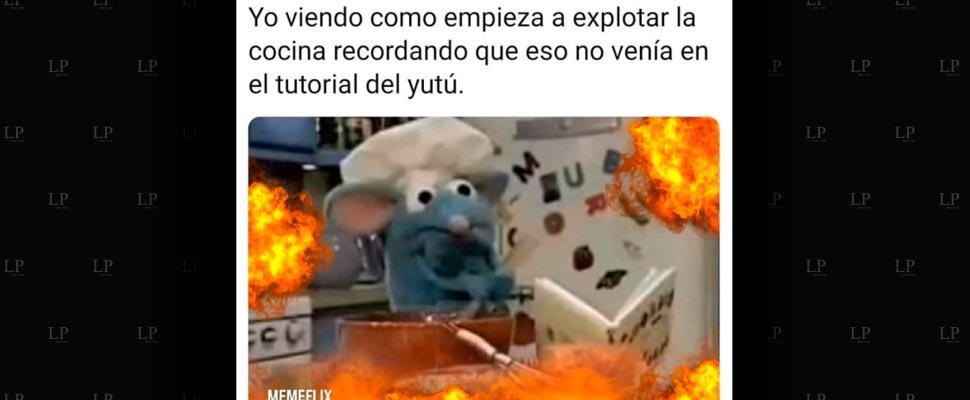 Memes para quienes intentamos cocinar