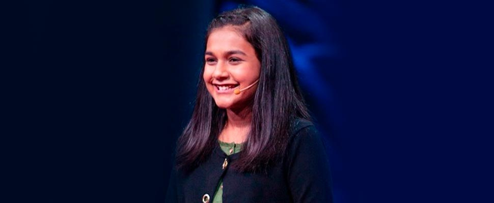 The Innovative Girl Who Changes the World