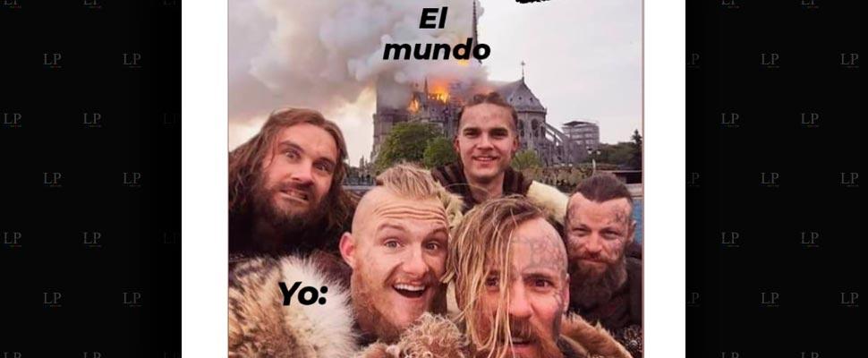 Mejores memes de la serie Vikings