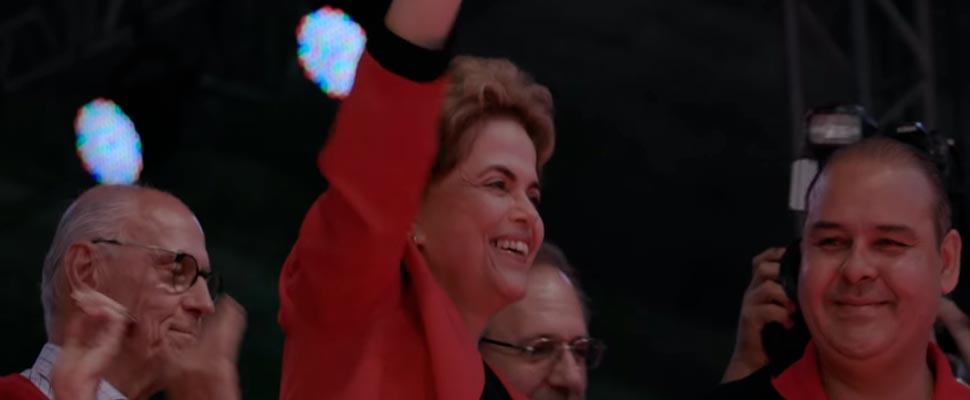 Fotograma del documental 'Al filo de la democracia'