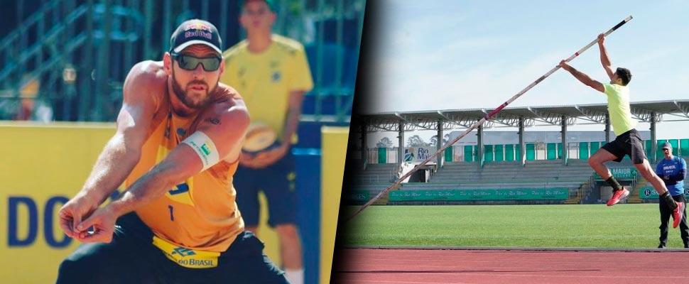 Grandes atletas latinoamericanos: edición Brasil