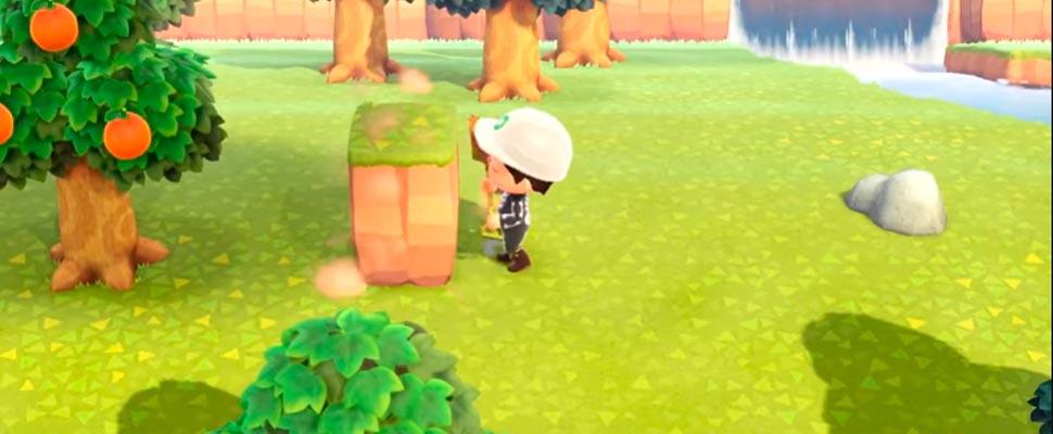 Fotograma del tráiler del videojuego 'Animal Crossing'