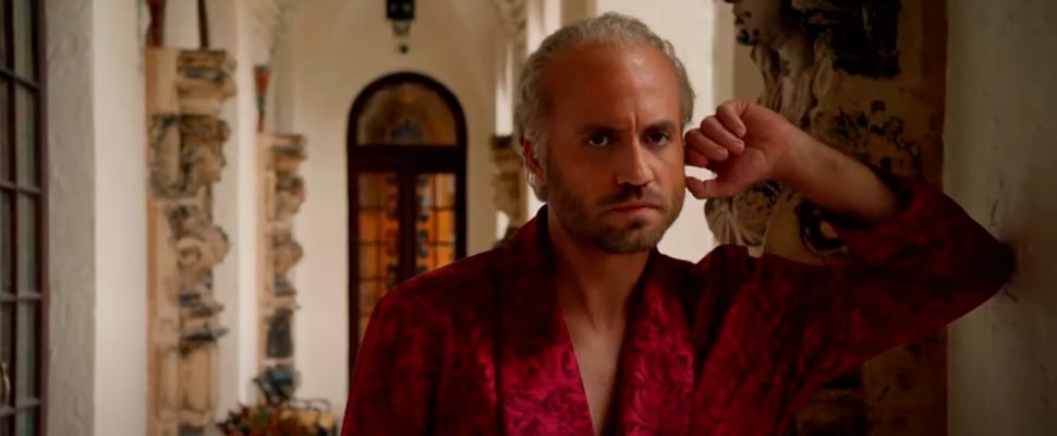 Edgar Ramírez in the series 'The Assassination Of Gianni Versace: American Crime Story'