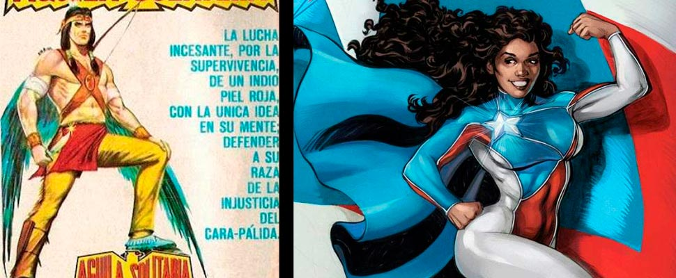 These are Latin America's Favourite Superheroes