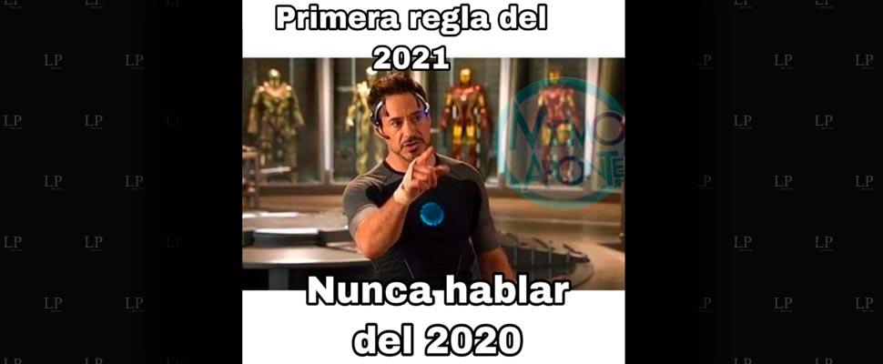 Los memes de inicio de 2021