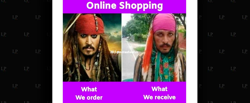 Online shopping memes just because they are fun