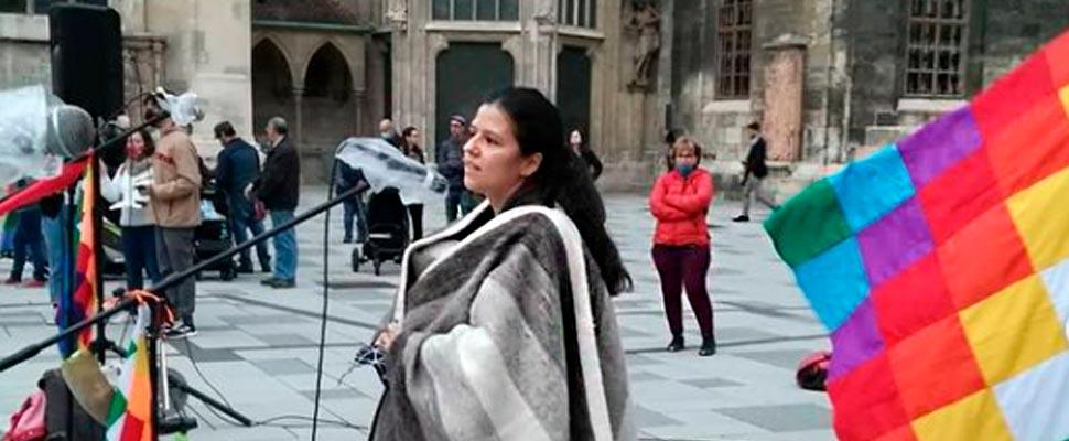 Entrevista: Huem Otero, la primera concejala latina de Viena