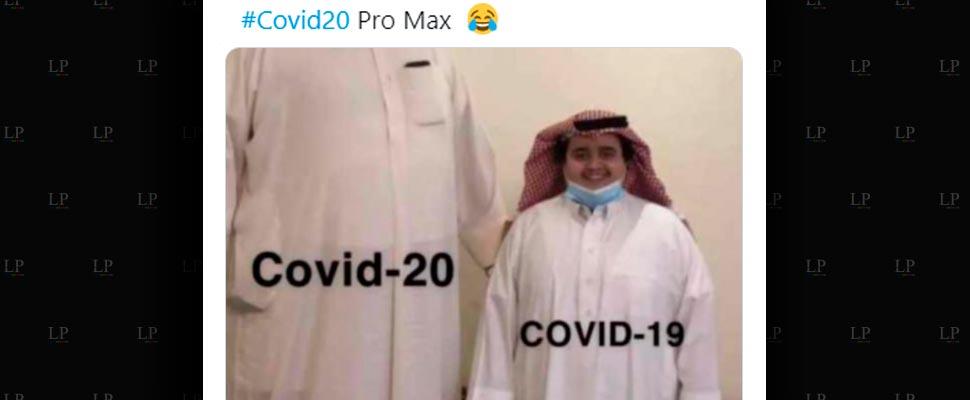 Tenemos los memes del Covid 20