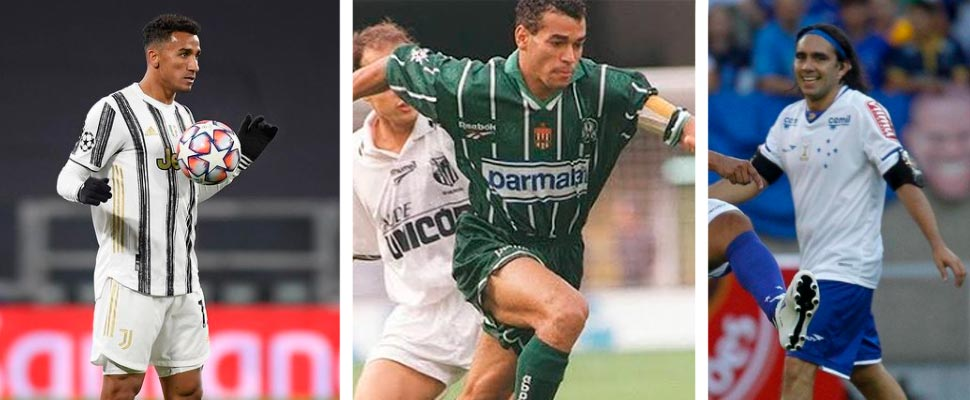 The 10 soccer players who won Champions and Libertadores Cups