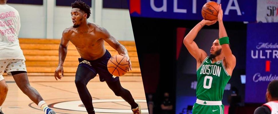 La siguiente generación de superestrellas en la NBA