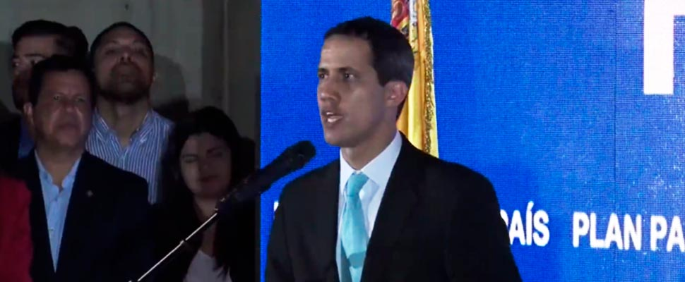 Guaidó, increasingly alone