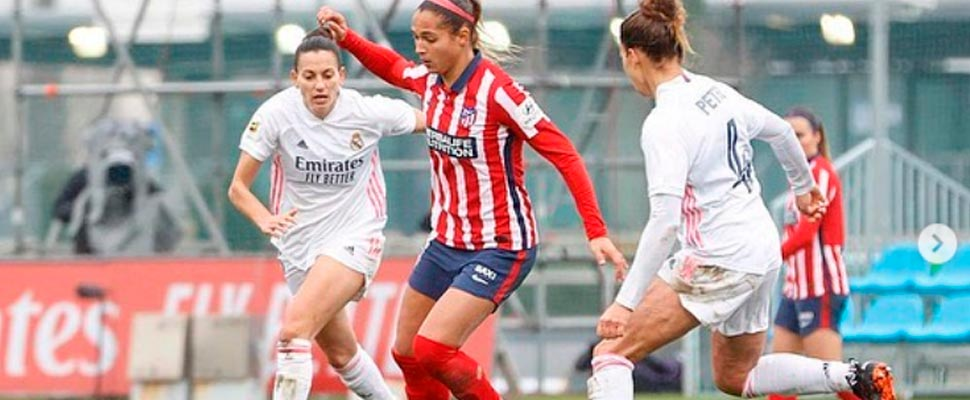Deyna Castellanos: the Venezuelan who conquers Spanish Women's League