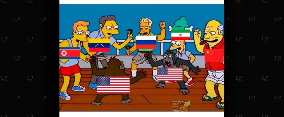 Los mejores memes que ha dejado la toma del capitolio de EEUU
