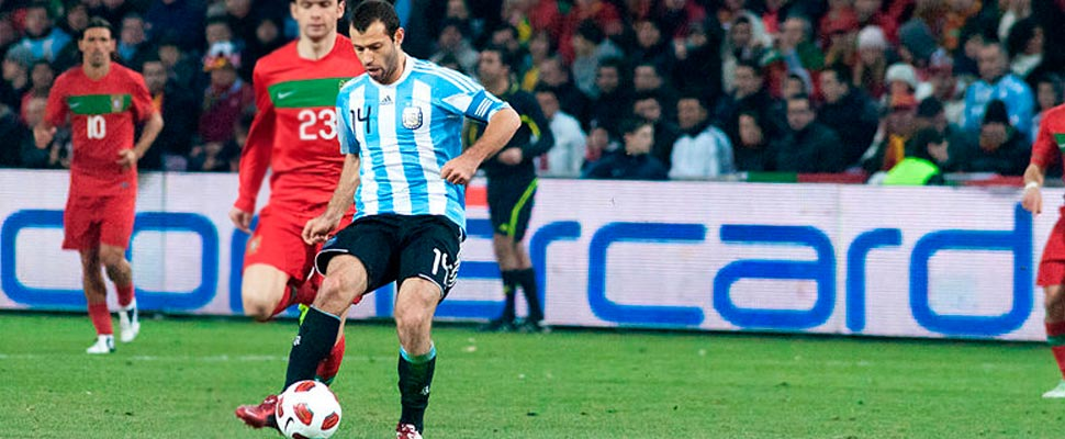 "Javier Mascherano: the professional career of the ""Jefecito"""