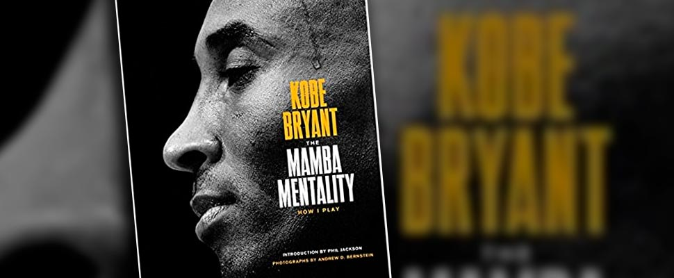 Portada del libro 'Kobe Bryant: Mamba Mentality'