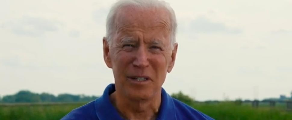 What change is coming for the environment with Joe Biden as president of the United States