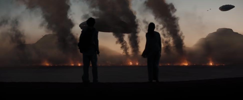 Fotograma del tráiler de la película 'Dune'