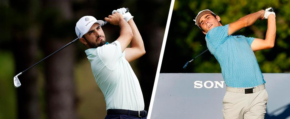 These are the best Latin American golfers in the world