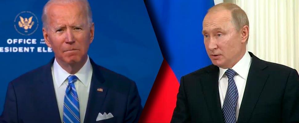 Joe Biden and Xin Jinping