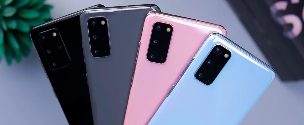 Samsung Galaxy S20 Phones