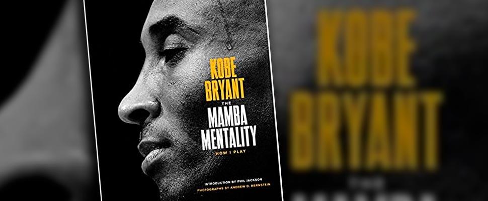 Cover of the book 'Kobe Bryant: Mamba Mentality'