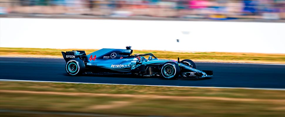 History Mercedes: from nothing to firm dominant Formula 1
