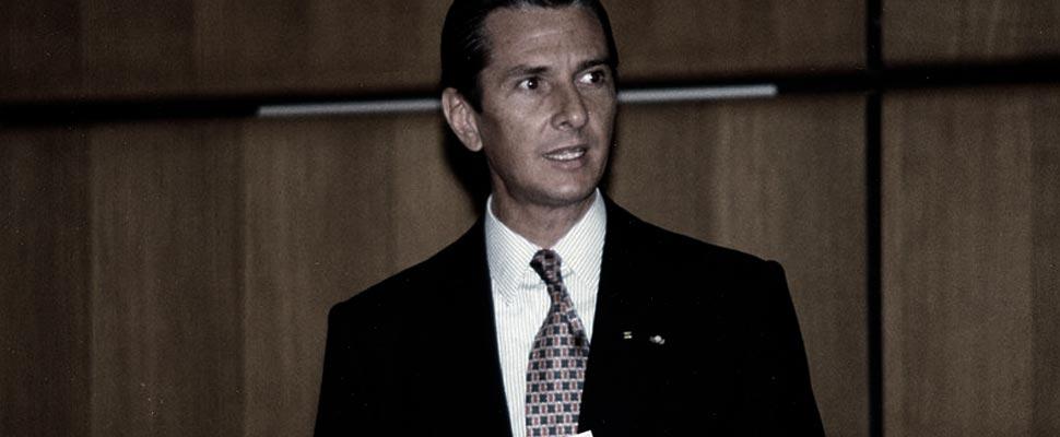 Carlos Menem in 1991