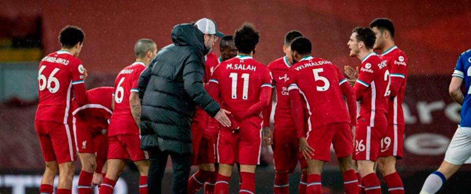 ¿Acabará este fin de semana la racha de derrotas del Liverpool?