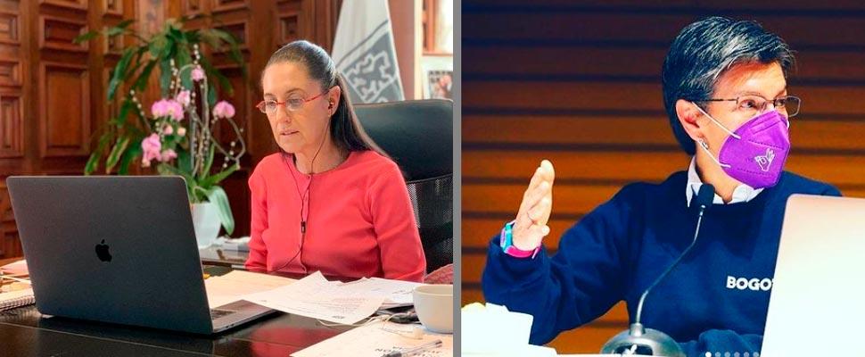 Claudia Scheinbaum and Claudia López