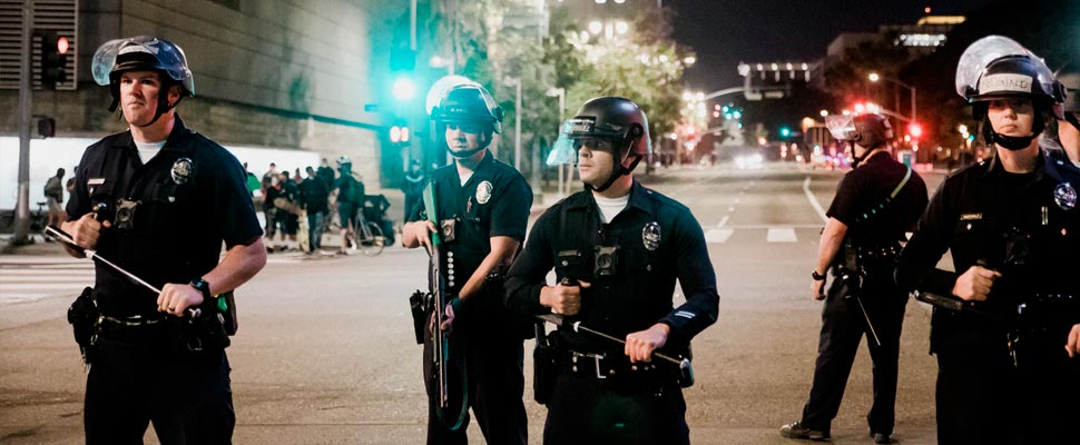 Opinion: let's arm our cops (with cameras)